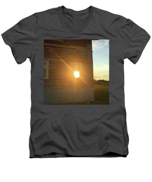 Psalm 113 3 Men's V-Neck T-Shirt