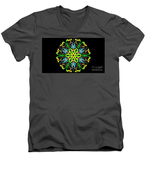 Psych4 Men's V-Neck T-Shirt
