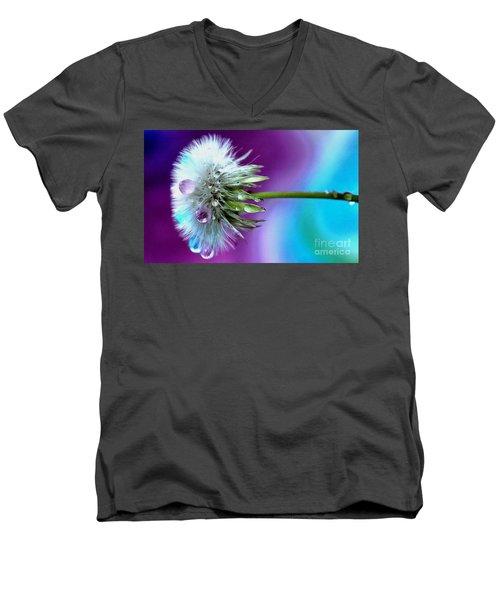Psychedelic Daydream Men's V-Neck T-Shirt