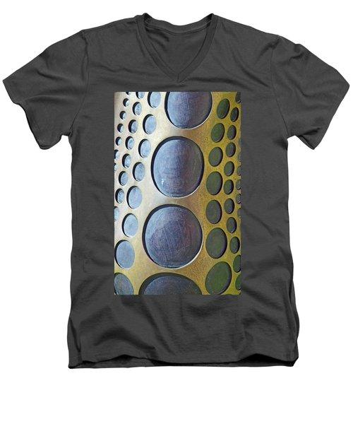 Pumpkin No. 2-1 Men's V-Neck T-Shirt