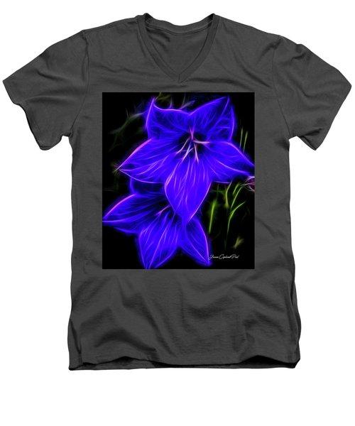 Purple Passion Men's V-Neck T-Shirt