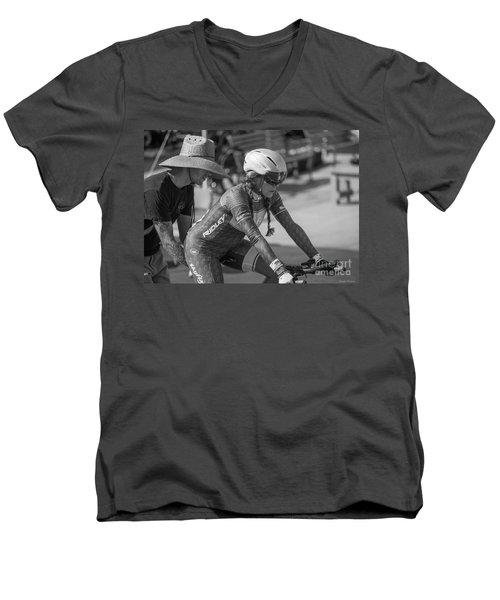 Pursuit Men's V-Neck T-Shirt
