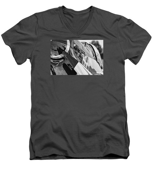 Quick Silver Closeup Men's V-Neck T-Shirt