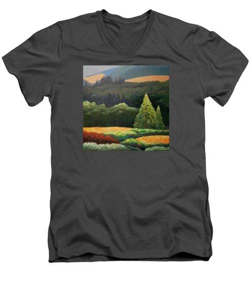 Quiet Time Men's V-Neck T-Shirt