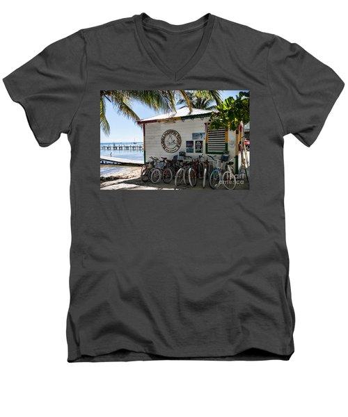 Raggamuffin Men's V-Neck T-Shirt
