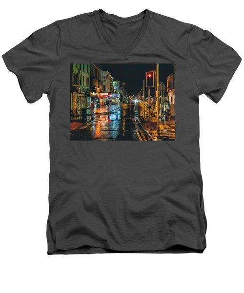 Rain Dogs Men's V-Neck T-Shirt