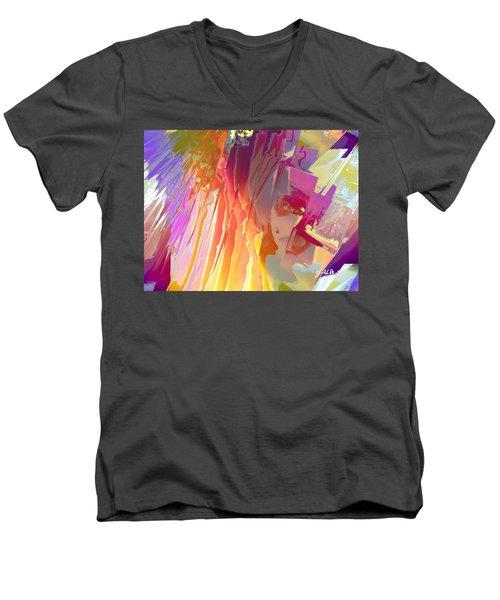 Raindance Men's V-Neck T-Shirt