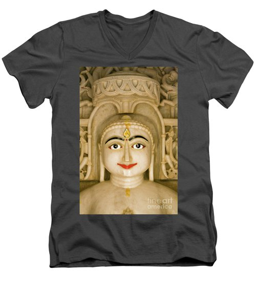 Rajashtan_d327 Men's V-Neck T-Shirt