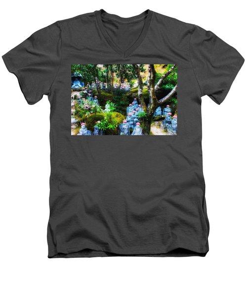 Rakan Men's V-Neck T-Shirt