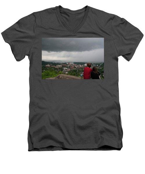 Ral-1 Men's V-Neck T-Shirt