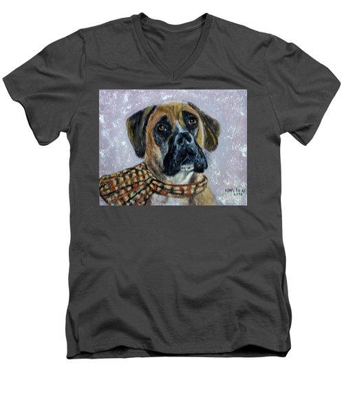 Ralph Men's V-Neck T-Shirt