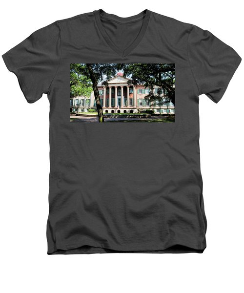 Randolph Hall Men's V-Neck T-Shirt