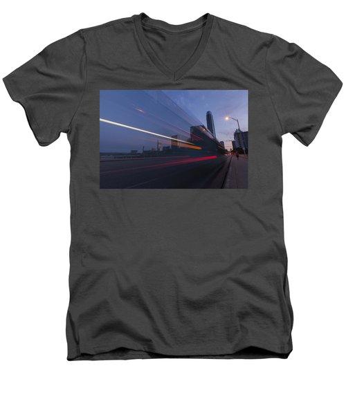 Rapid Transit Men's V-Neck T-Shirt