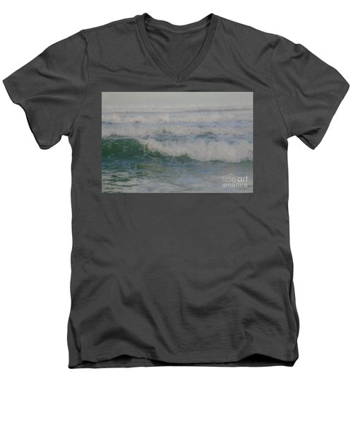 Rapid Waves Men's V-Neck T-Shirt