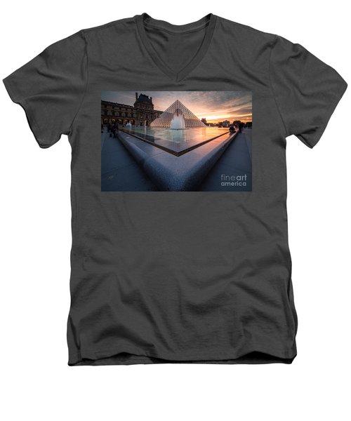 Rapture Men's V-Neck T-Shirt