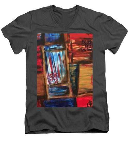 Rare Passage Men's V-Neck T-Shirt