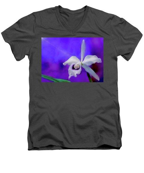 Ray Of Light Men's V-Neck T-Shirt