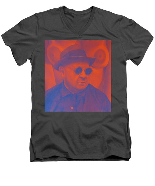 Raybanned Men's V-Neck T-Shirt