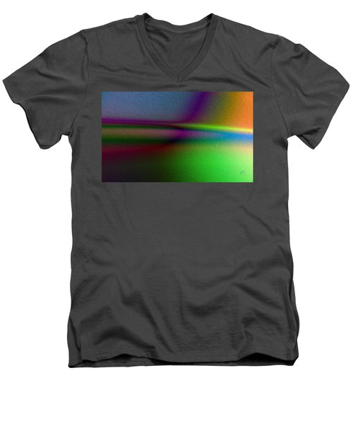 Rayos Tranquilos Men's V-Neck T-Shirt
