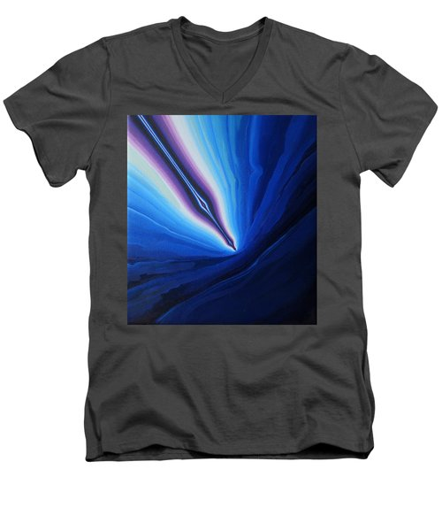 Re-entry Men's V-Neck T-Shirt