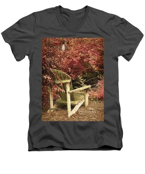 Reading Nook Men's V-Neck T-Shirt