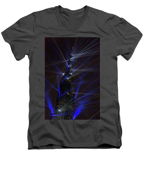 Ready Fire Aim Men's V-Neck T-Shirt