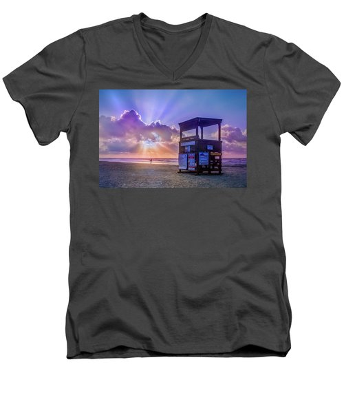 Ready For A Glorious Summer Men's V-Neck T-Shirt
