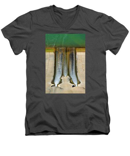 Released Men's V-Neck T-Shirt
