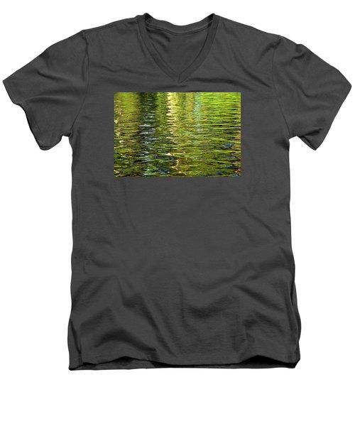 Reams Of Light Men's V-Neck T-Shirt