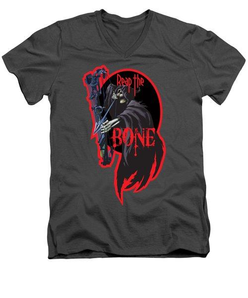 Reaper Archer Men's V-Neck T-Shirt