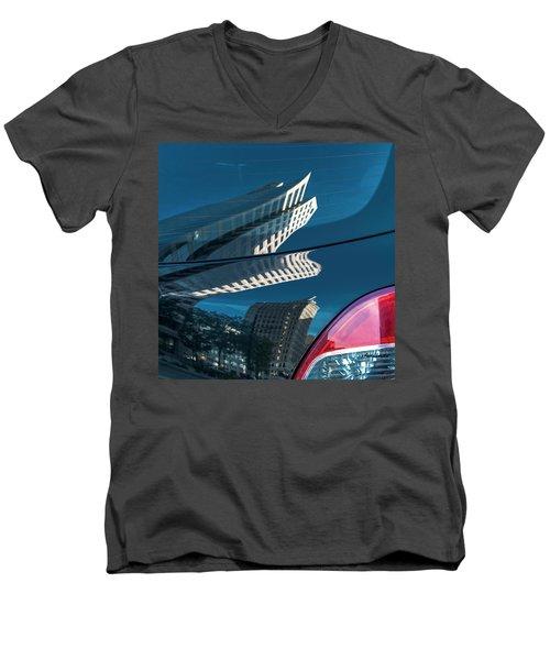 Rear Reflections Men's V-Neck T-Shirt