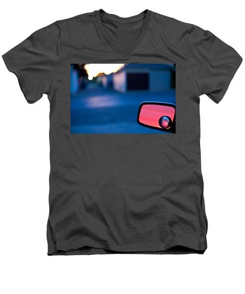 Rearview Mirror Men's V-Neck T-Shirt