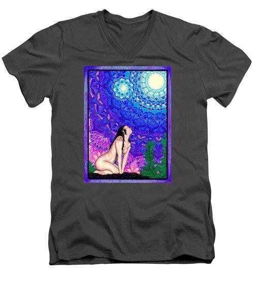 Rebecca Raven Men's V-Neck T-Shirt