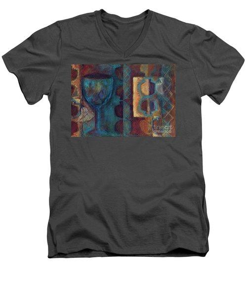 Reciprocation Men's V-Neck T-Shirt