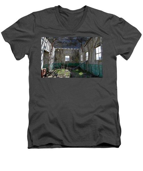 Reclaimed By Nature Men's V-Neck T-Shirt