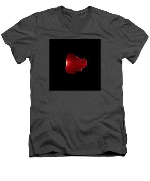 Red Fire Men's V-Neck T-Shirt