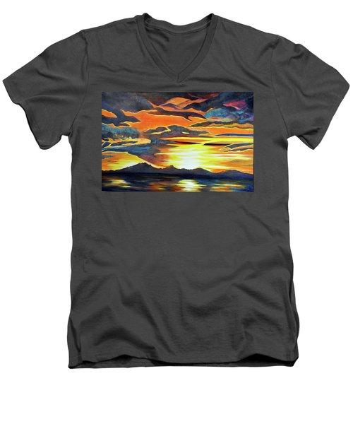 Redemption Men's V-Neck T-Shirt
