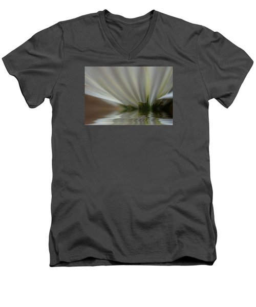 Reflecting Men's V-Neck T-Shirt