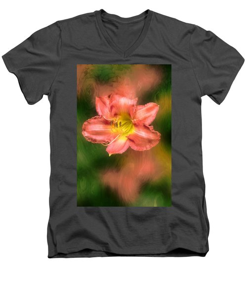 Reflection Memory Men's V-Neck T-Shirt