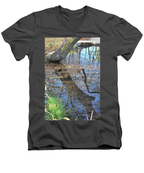 Reflections I Men's V-Neck T-Shirt