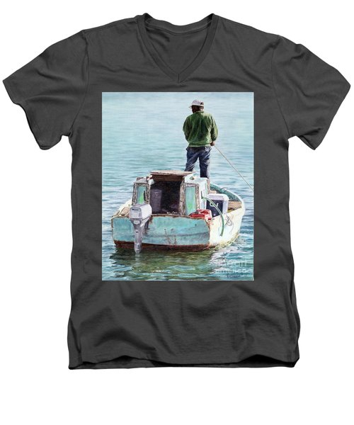 Reflections II Men's V-Neck T-Shirt
