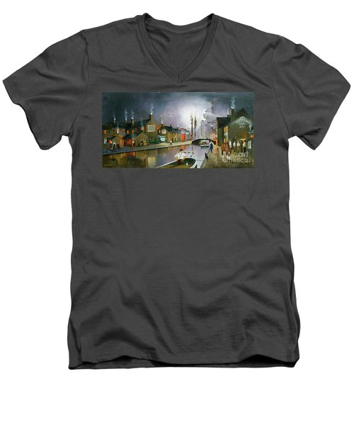 Reflections Of The Black Country Men's V-Neck T-Shirt