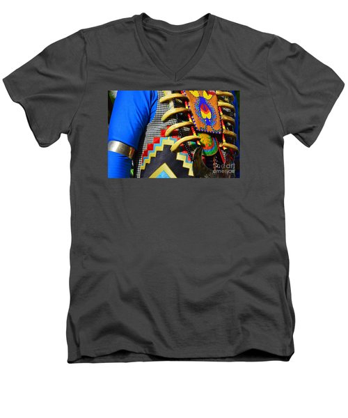 Regalia 1 Men's V-Neck T-Shirt