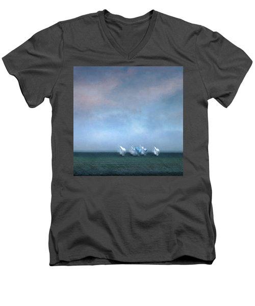 Regatta 2 Men's V-Neck T-Shirt
