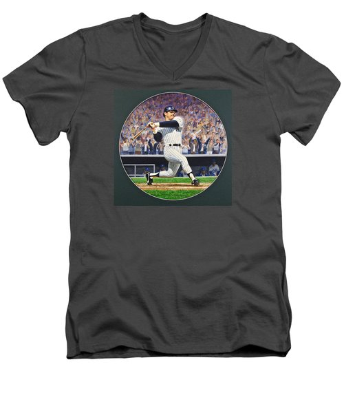 Reggie Jackson Men's V-Neck T-Shirt