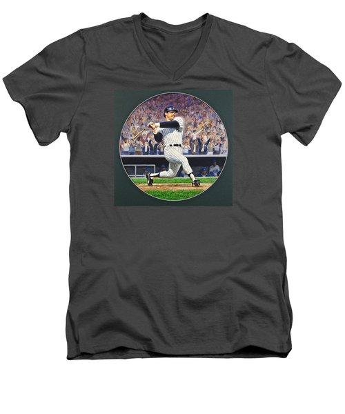Reggie Jackson Men's V-Neck T-Shirt