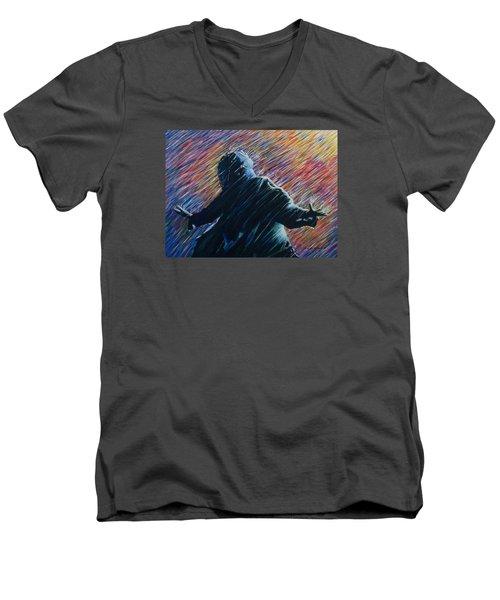 Reign O'er Me Men's V-Neck T-Shirt