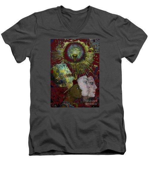 Reincarnate Men's V-Neck T-Shirt