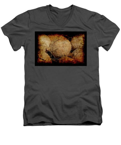 Renaissance Coconut Men's V-Neck T-Shirt
