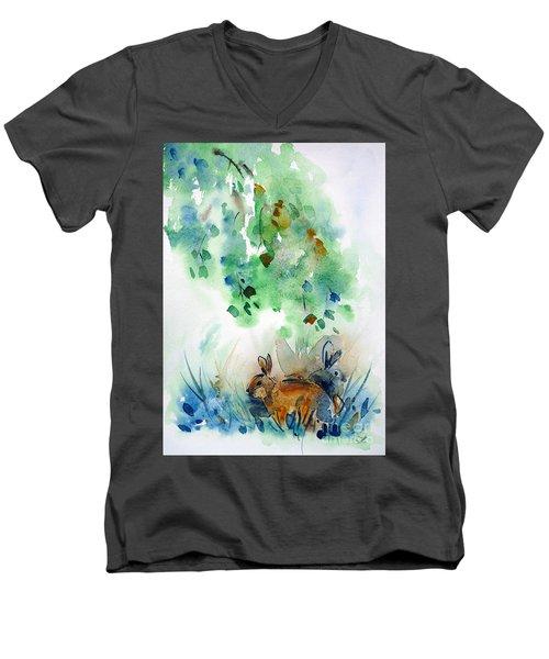 Rendezvous Men's V-Neck T-Shirt